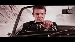 CinemaScope/Full HD/Technicolor - Sean Connery as James Bond in Dr. No