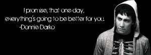 Donnie Darko Quotes Frank