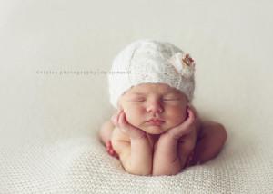 Newborn Photographer Posing