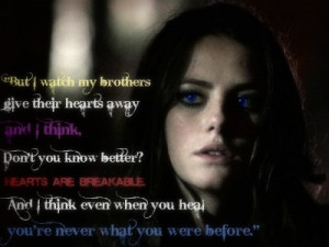 Isabelle Lightwood Quote by Kecha98