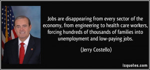 every sector of the economy, from engineering to health care workers ...