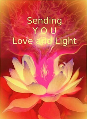 ️ Sending You Love and Light #energy #healing #Takara http://www ...