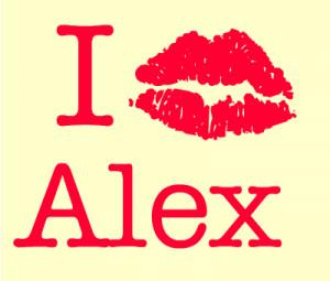 love Alex créé par Lilianna