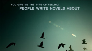 Feelings Beautiful Quote Wallpaper