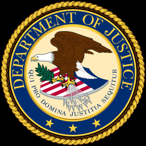 Us Department Of Justice Seal clip art