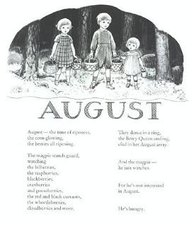 August Poem