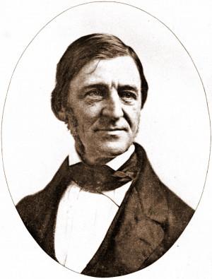 Ralph Waldo Emerson in 1859