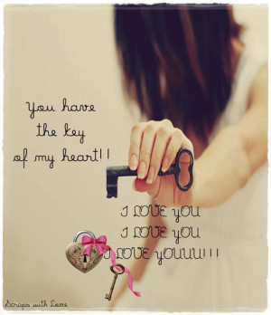 Key to My Heart Quotes