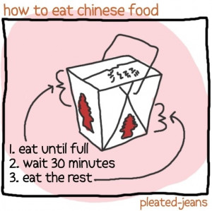 Chinese food (: