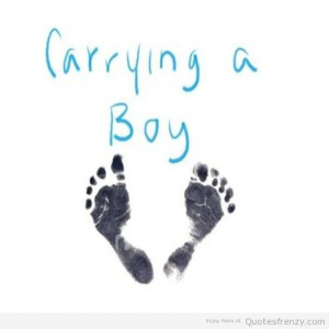 babyboy Pregnant carrying expecting Quotes