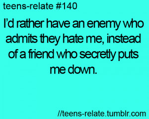 Enemy and Friend Quotes http://quotespictures.com/quotes/enemy-quotes ...