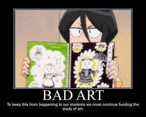 Rukia - Anime Motivational Posters Picture