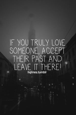 love it if you truly love someone