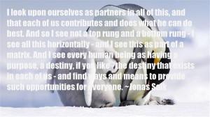 Jonas Salk Famous Quotes