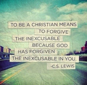 Christian forgiven quotes