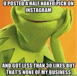 Kermit The Frog Eats Bacon...