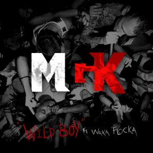 Machine Gun Kelly ft. Waka Flocka - Wildboy Artwork Cover