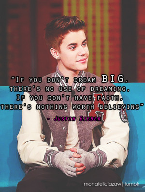 believe quotes tumblr justin bieber