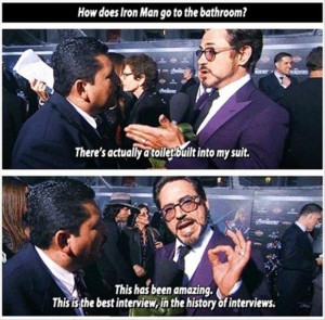 funny iron man images