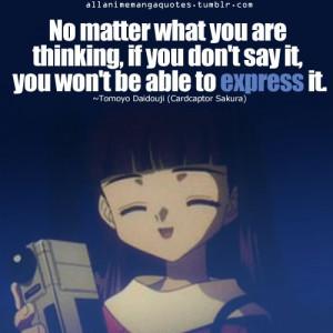 Card Captor Sakura - #quotes #anime