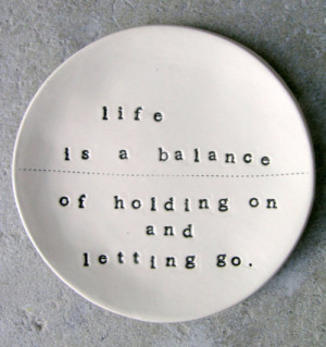 Yoga Quotes About Letting Go Rumi quote letting go