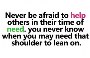 Help Others Quotes