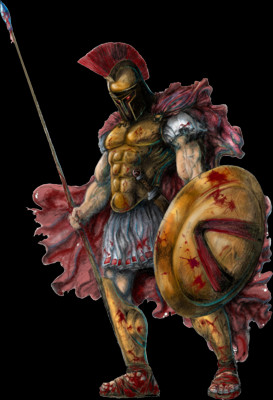 Greek Spartan Weapons And Armor