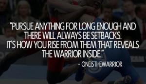 warrior motivational quotes