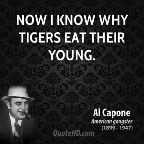 Al Capone American Criminal
