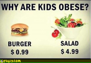 Why Are Kids Obese