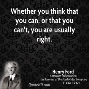 Ford Quotes Henry ford quotes