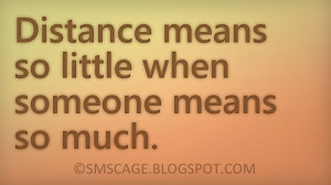 long distance true love quotes inspirational long distance ...