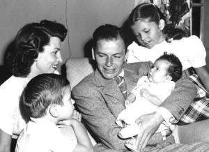 Frank Sinatra And Wife Nancy