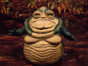 Thread: Gardulla the Hutt Action Figure created by Darth Daddy of ...