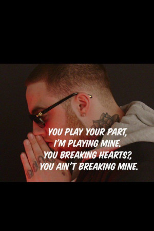Rapper, mac miller, quotes, sayings, hip hop, music, cool
