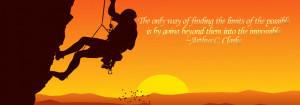 Rock Climbing Motivational Quotes