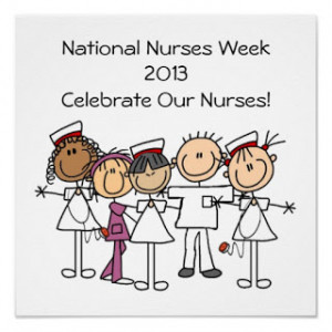 Happy Nurses Week to all fellow nurses!