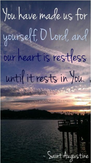 Restless Hearts! #quotes