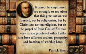 Patrick Henry Quote