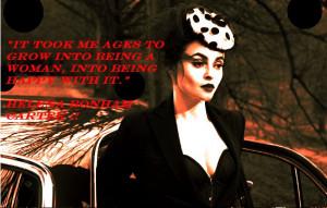 Helena Bonham Carter Helena Bonham Carter Quote