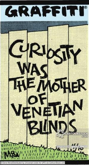 Venetian Blind cartoons, Venetian Blind cartoon, funny, Venetian Blind ...