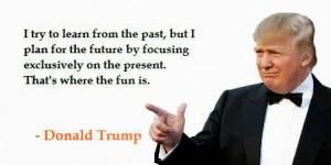 Donald Trump Real Estate Quotes