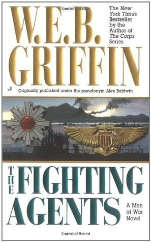 Popular W E B Griffin Men At War Series Books