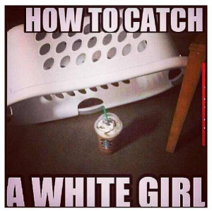 Starbucks white girl probz