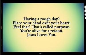 Christian quotes, sayings, jesus loves you, drake