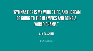 Inspirational Quotes About Gymnastics