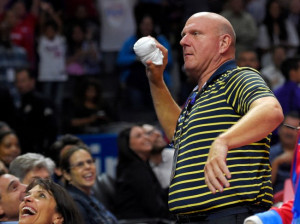 Steve Ballmer reportedly wants to air Clippers games on a new ...