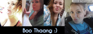 Boo Thang :) Profile Facebook Covers