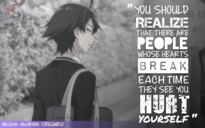 Hikigaya Hachiman: Quotes Poems, Anlme Quotes, Awesome Quotes, Quotes ...