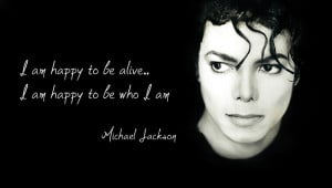 Michael Jackson Inspirational Quotes